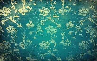 Pattern Patterns Floral Textures Retro Background Wallpapers