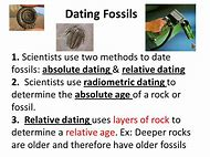 What is the main difference between radiometric dating and relative dating