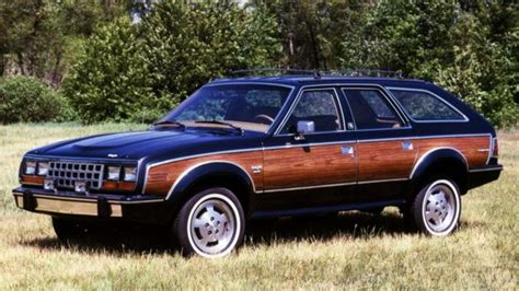 Amc Eagle, The Unlikely Trail-blazer