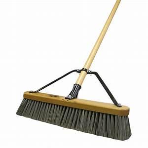 Shop Quickie - Tuff Sweep Poly Fiber Stiff Push Broom at ...