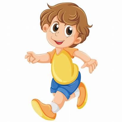Walking Boy Walk Clipart Transparent Child Brown