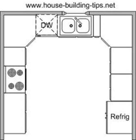 kitchen designs layouts free u shaped kitchen floor plans free home plans u shaped 4667