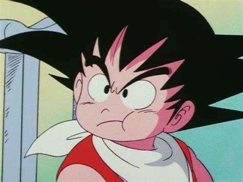 Little Goku Anime Dragon Ball Dragon Ball Goku Dragon