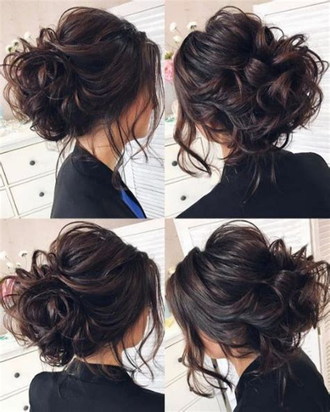 25  unique Messy updo hairstyles ideas on Pinterest