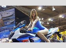 I nostri video Eicma 2011 lo stand Suzuki MotorBox