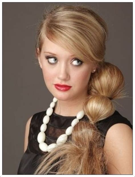 On One Side Hairstyles by On One Side Hairstyles For Black Labels