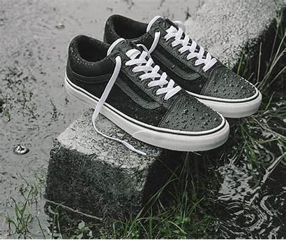 Custom Vans Shoes Skool Customs Hi Mte