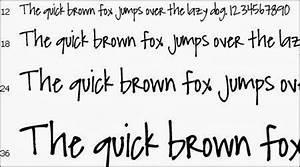 Pretty Handwriting Fonts | Hand Writing