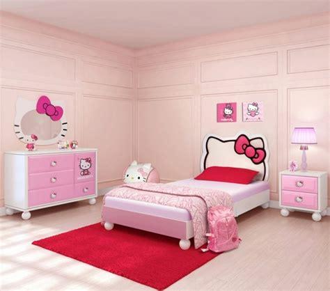 d馗oration chambre fille décoration chambre de fille en une déco de princesse