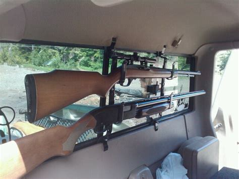 gun racks for trucks other vehicle prop ideas page 2