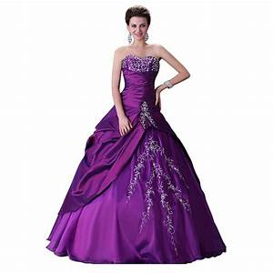 grace karin stock vintage wedding dress 2015 lace up plus With purple wedding dress plus size