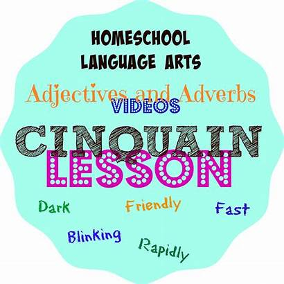 Cinquain Poem Examples Adjective Poetry Students Adverb