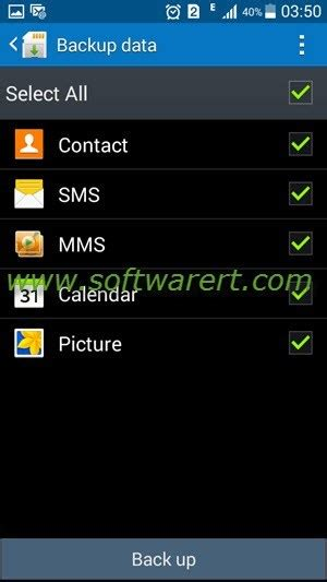 Backup Samsung Mobile by Back Up And Restore Contacts On Samsung Mobile Phone