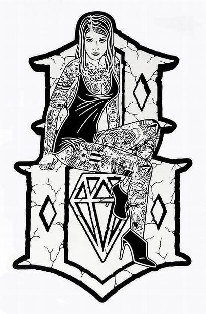 Mike Giant Rebel Chain Ball Tattoo Rebel8