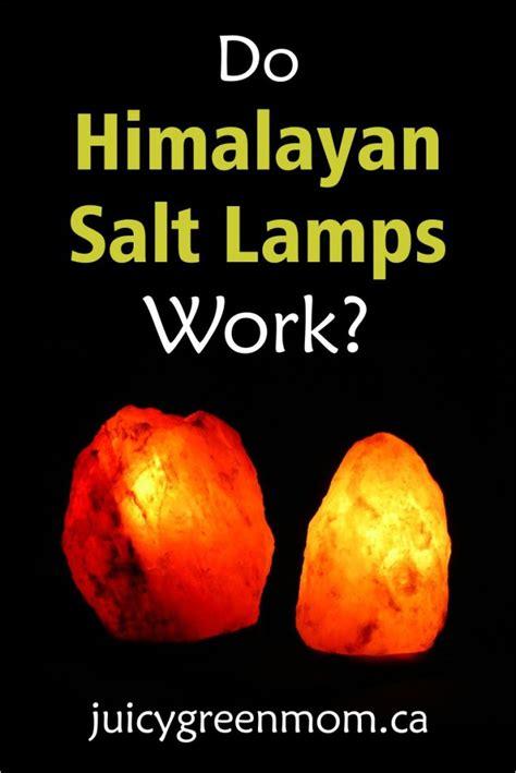 Ionic Salt Ls Do They Work by Do Himalayan Salt Ls Work Green