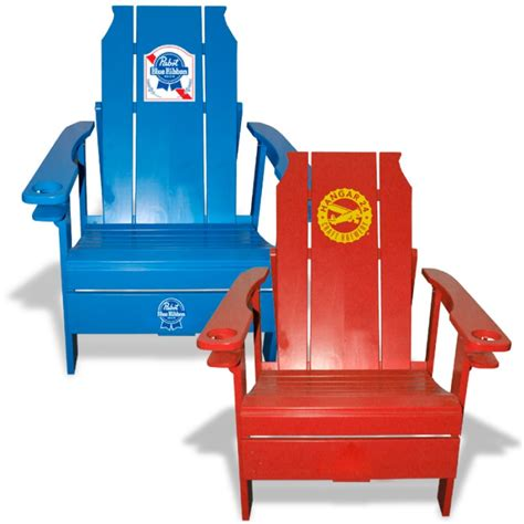 need to get adirondack chair with cooler