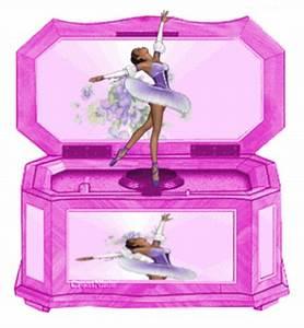 Boite à Musique Danseuse : gif boite musique danseuse ~ Teatrodelosmanantiales.com Idées de Décoration