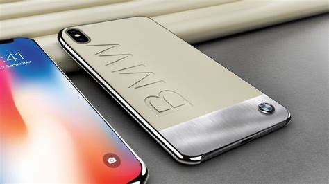 bmw apple iphone officiala luxurious leather metal