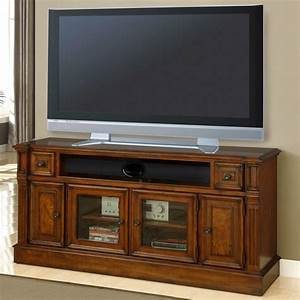 """Parker House TOS#62 Toscano 62"""" TV Stand in Antique"""