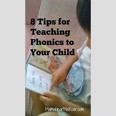 8 Tips For Teaching Phonics To Your Child  Mama Hear Me Roar