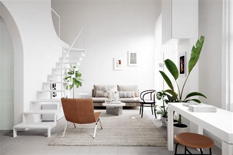 Favorite Scandinavian Interior Design Ideas by 3 Homes That Show The In Simplicity Of Modern