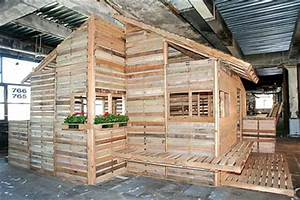 Pallet Homes - Not a Good Idea with Pallets Pallet