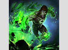 Atomic Green Lantern Infinite Crisis Wiki