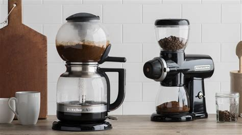 kitchenaid siphon coffee brewer  story youtube