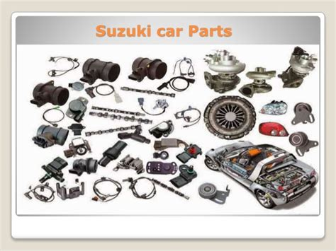 buy suzuki car parts