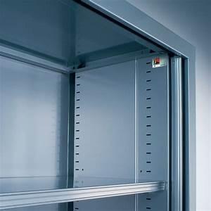 Armoire à Rideaux : armoire securit rideaux uni 3 points lemondedubureau ~ Teatrodelosmanantiales.com Idées de Décoration