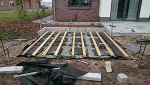 Unterbau Terrasse Pflastern : unterbau terrasse schotter kf56 hitoiro ~ Whattoseeinmadrid.com Haus und Dekorationen