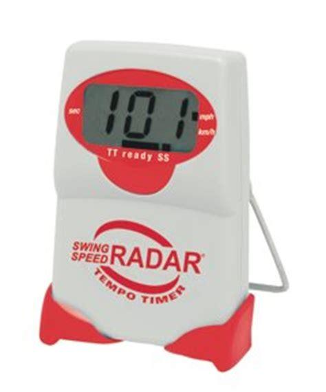 Golf Swing Radar Swing Speed Radar How Fast Is Your Swing