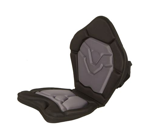 Universal Boat Cushions by Auto Now Deluxe Universal Padded Kayak Seat Cushion