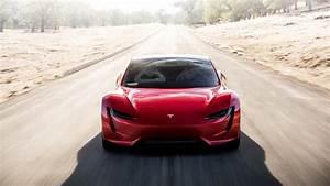 2020 Tesla Roadster 4K 4 Wallpaper HD Car Wallpapers