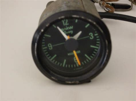 Find Bmw Moto Meter Clock And Voltmeter With Wiring
