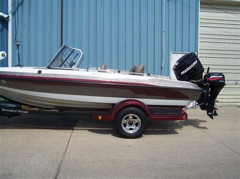 Ranger Boats Nd by Used Ski And Fish Ranger Boats For Sale Boats