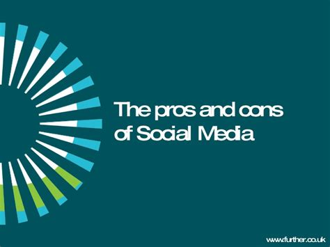 The Pros And Cons Of Social Networking