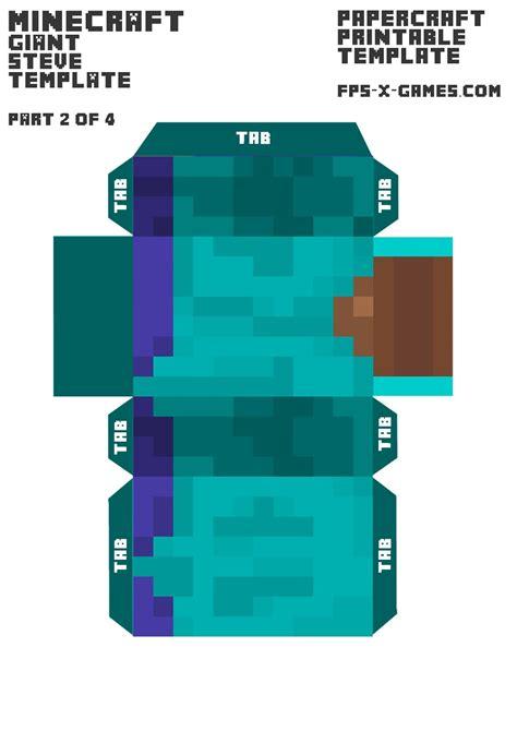 masque minecraft  imprimer