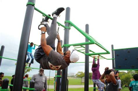 'adult Playground' Makes Chicago Debut In Burnham Park