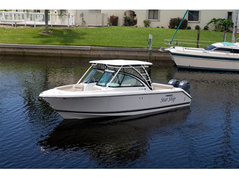 Pursuit Boats Dc 265 Used by Pursuit Dc 265 Dual Console Boats For Sale