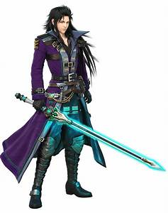 Image FFBE Lasswell Full Body Renderpng Final