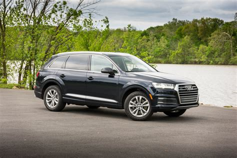 audi q7 2017 audi q7 2 0t review two point dough the truth