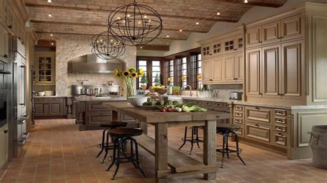 Country Window Shades, Rustic Kitchen Islands Country