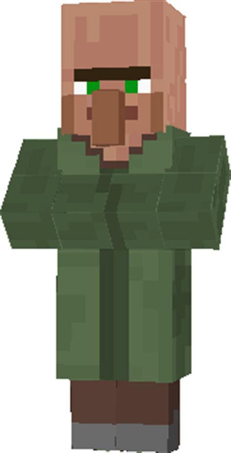 Minecraft Zombie Villager Skin Lifestyle Intech