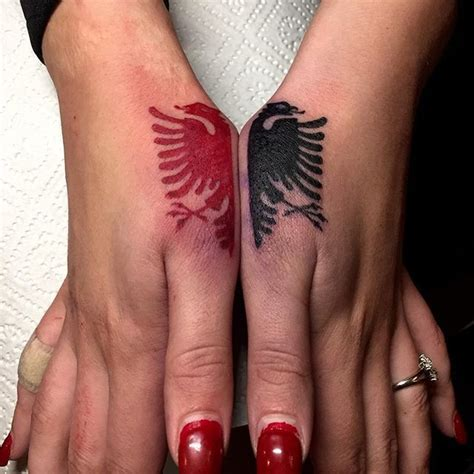 eliza dushku eagle tattoo albanian eagle tattoos pictures to pin on pinterest