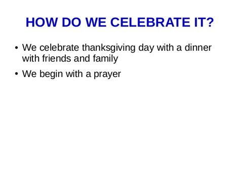 why we celebrate thanksgiving thanksgiving day