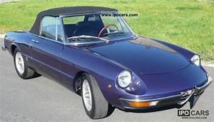 Alfa Romeo Nice : 1972 alfa romeo spider 1600 fully restored very nice ~ Gottalentnigeria.com Avis de Voitures