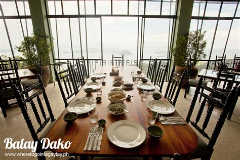 Where to go in Tagaytay Blog - Where to go in Tagaytay