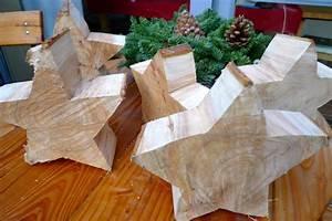 Holzsterne Aus Baumscheiben : holzsterne aus baumscheiben karin urban naturalstyle ~ Yasmunasinghe.com Haus und Dekorationen