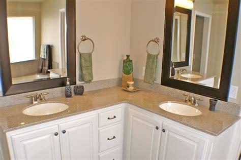 Bathroom Layout Sink by L Shaped Bathroom Vanity Sinks Home